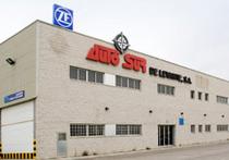 Торговая площадка Autosur de Levante S.A.