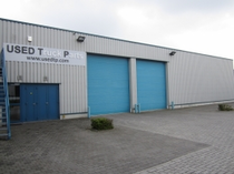 Торговая площадка Used Truck Parts BVBA company