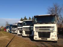 Торговая площадка DS Trucks