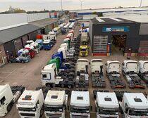 Торговая площадка MD Trucks B.V.