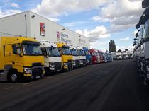 Торговая площадка Trade & Export by VOLVO Group Trucks Lyon