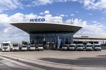 Торговая площадка IVECO - MC MADRID