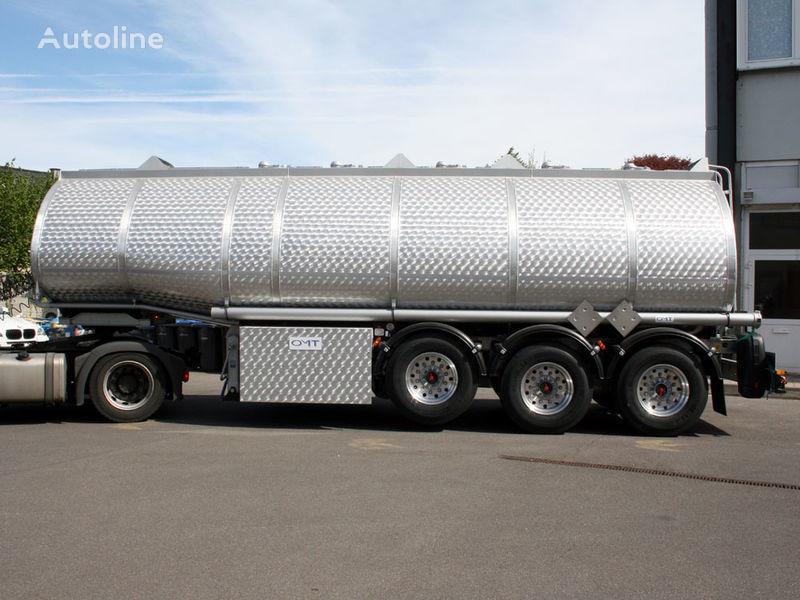новая цистерна гсм OMT fuel/benzin/diesel 25000 - 50000 Ltr