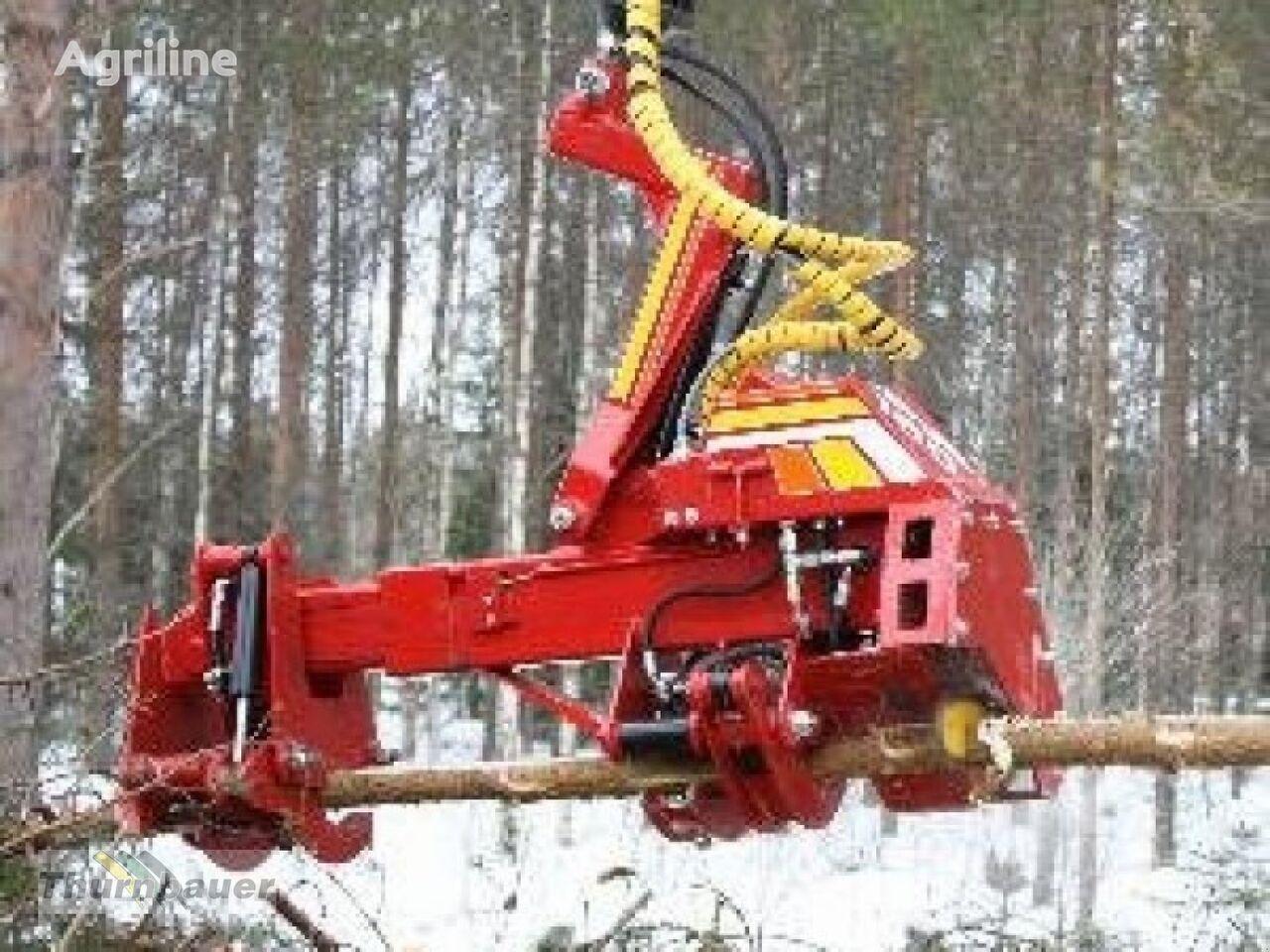 новая дробилка древесины 160 Schubharvesterkopf