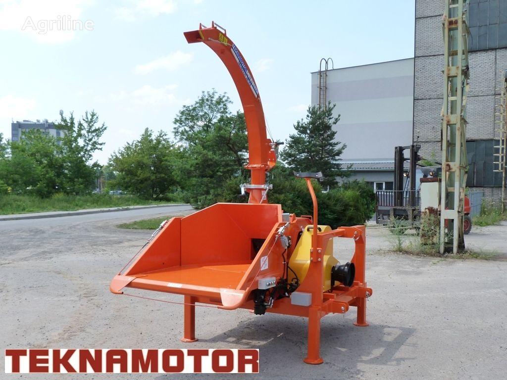 новая дробилка древесины TEKNAMOTOR Skorpion 280RB