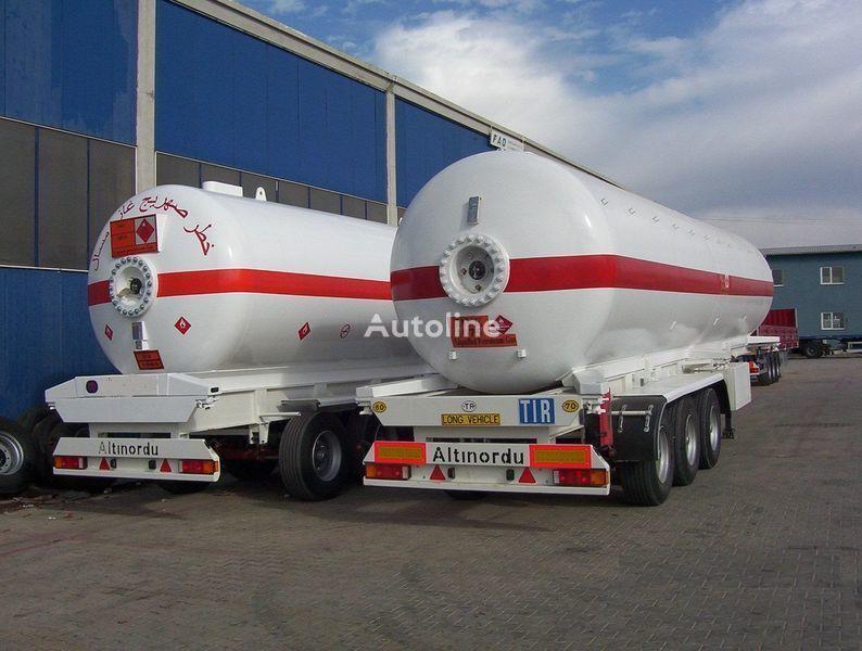 новая газовая цистерна ALTINORDU 2017 NEW  LPG GAS TANK