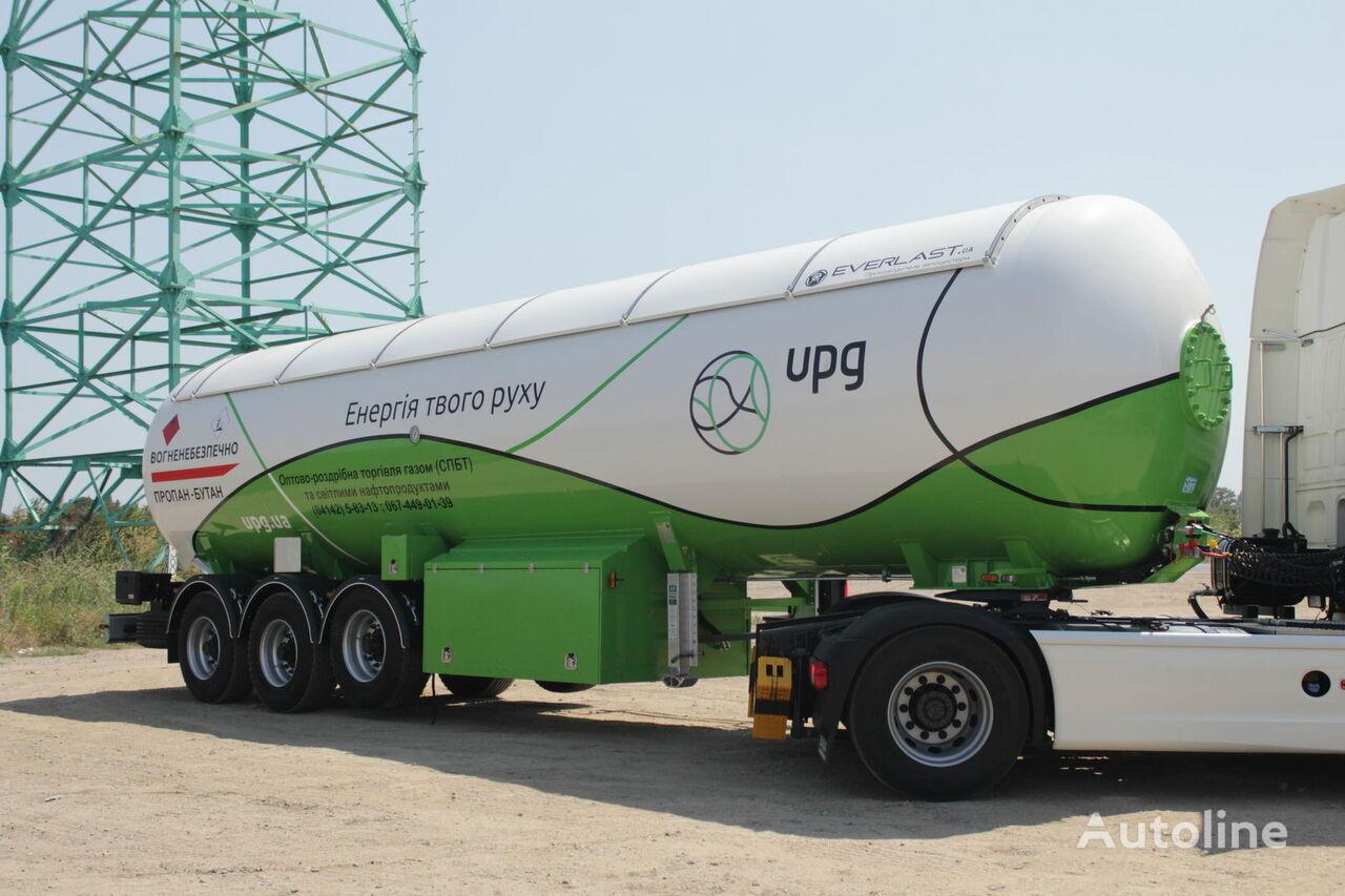 новая газовая цистерна ЭВЕРЛАСТ LPG