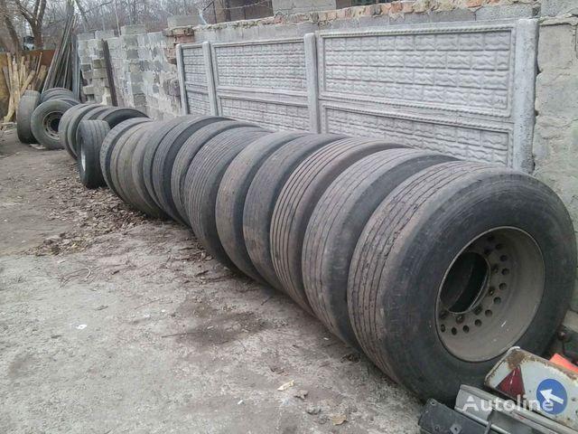 грузовая шина Michelin Bridgestone, Dunlop, Sava  385/65 R 22.50