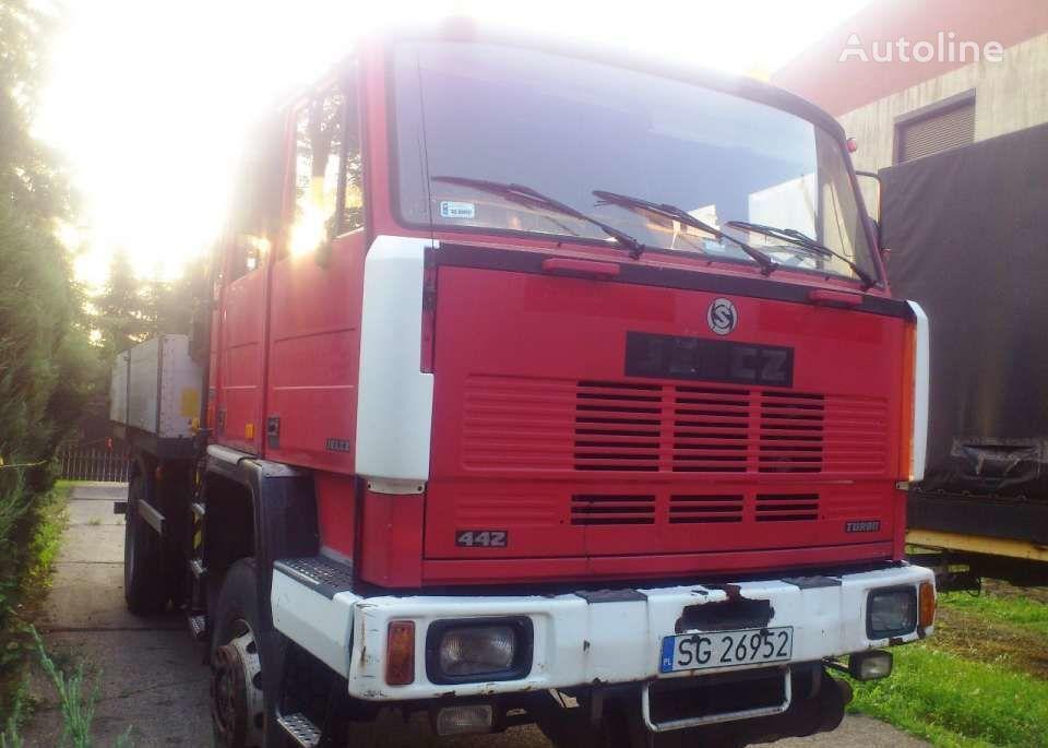 бортовой грузовик JELCZ 442