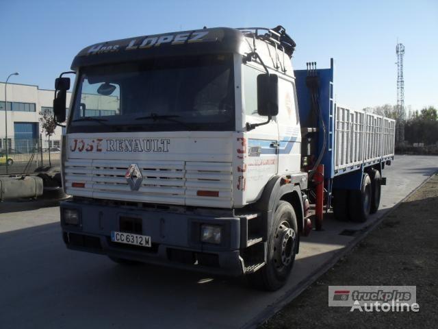 бортовой грузовик RENAULT MANAGER DG 330