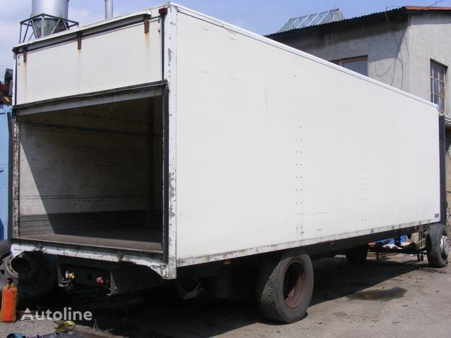 бортовой грузовик prachotěsná nástavba MONTEX