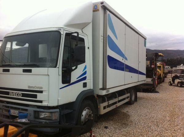 грузовик фургон IVECO 120 E 23