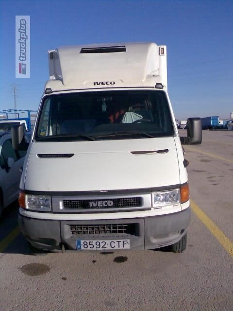 грузовик фургон IVECO DAILY 35C13