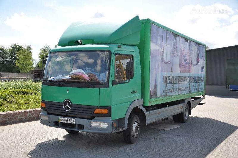 грузовик фургон MERCEDES-BENZ Altego 815
