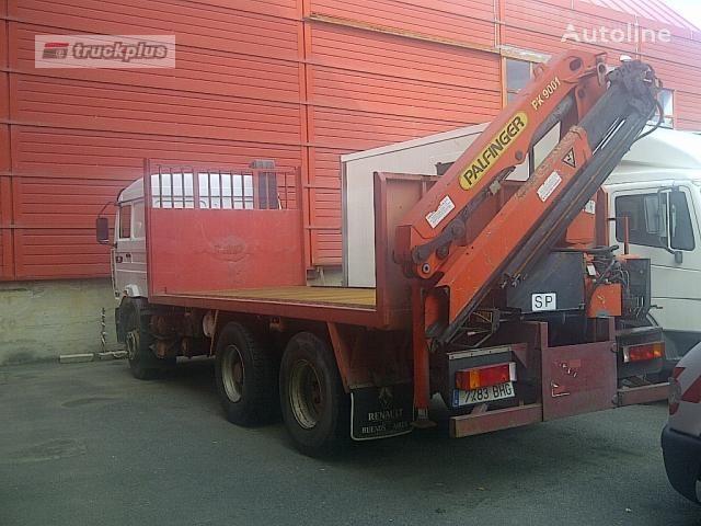 грузовик платформа RENAULT MANAGER G 330