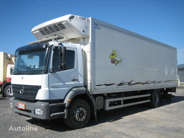 грузовик рефрижератор MERCEDES-BENZ 1828 Lnr 57
