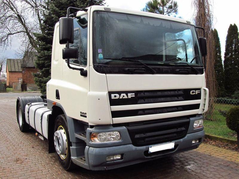 грузовик шасси DAF CF 75.360 4x2 CHASSIS 4.0m PERFECT CONDITION