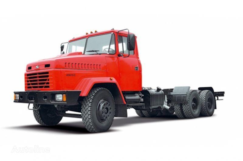 грузовик шасси КРАЗ 65053
