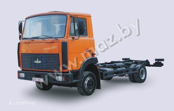 грузовик шасси МАЗ 4370