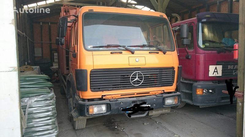 грузовик шасси MERCEDES-BENZ 1617