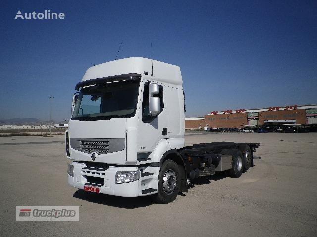 грузовик шасси RENAULT PREMIUM 450