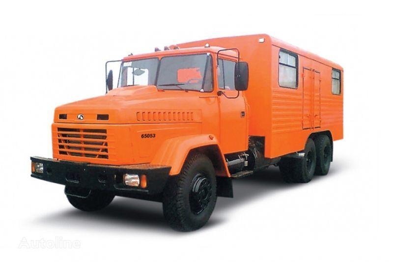 кунг КРАЗ 65053 мастерская