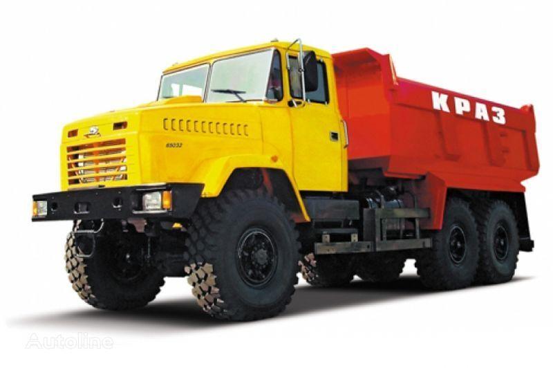 самосвал КРАЗ 65032 тип 4