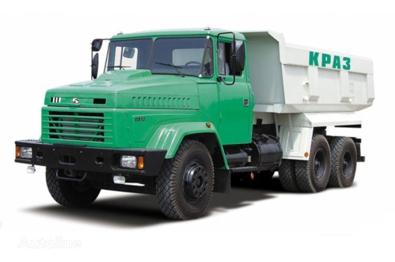 самосвал КРАЗ 6510 тип 2