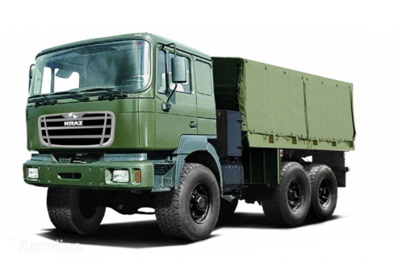 тентованный грузовик КРАЗ В12.2МЕХ
