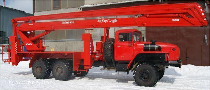 пожарная автолестница КАМАЗ 43253, 43502