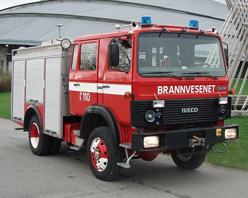пожарная машина IVECO 80-16 4x4 WD
