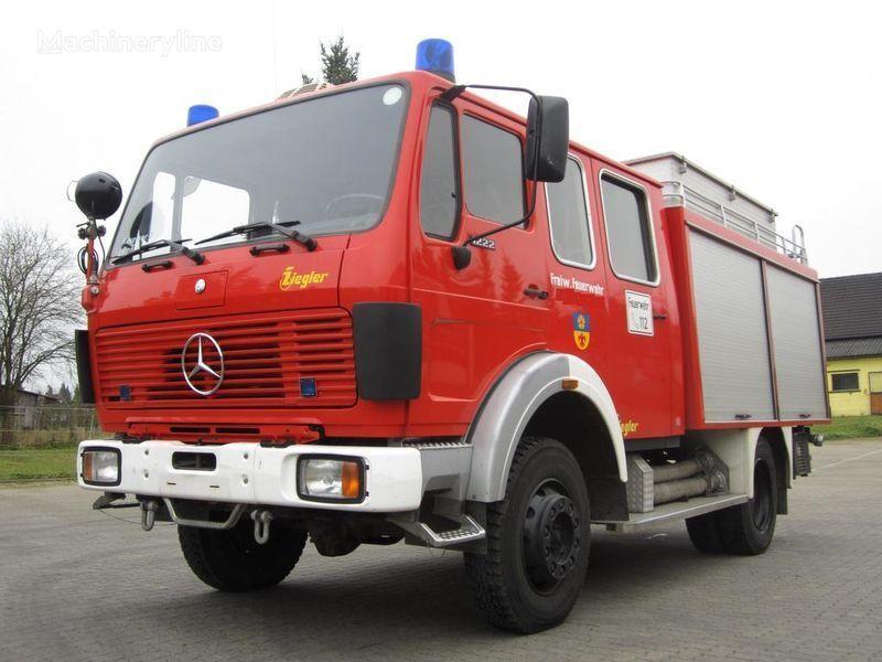 пожарная машина MERCEDES-BENZ 1222 AF