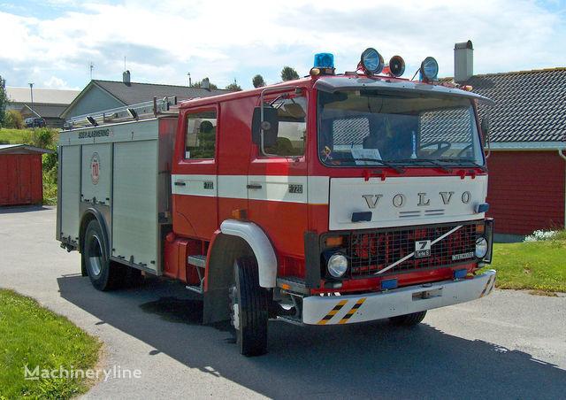пожарная машина VOLVO F-7