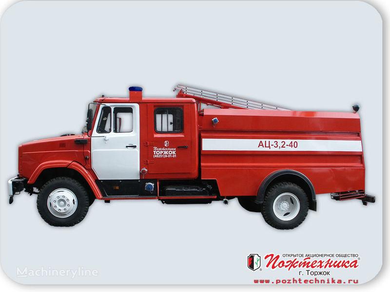пожарная машина ЗИЛ АЦ 3,2-40