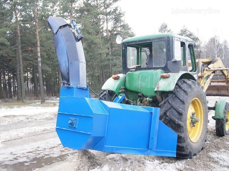 снегоуборочная машина МТЗ МК-ЦР (2.2 и 2.5)