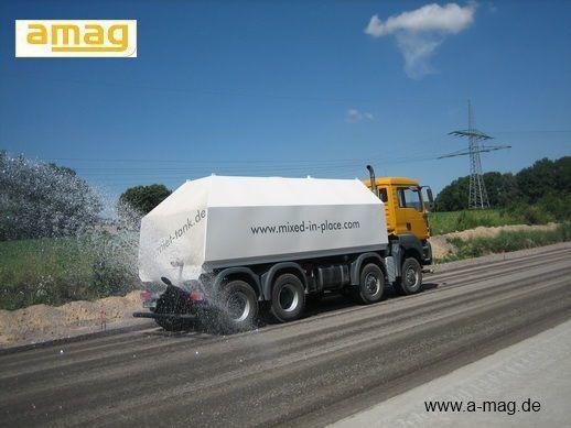 уборочная машина MAN Wasserwagen MAN TGA 41.480 - 8x8