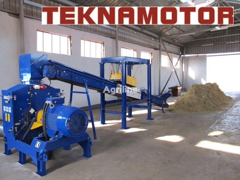 новый лесопильный завод TEKNAMOTOR Skorpion 800