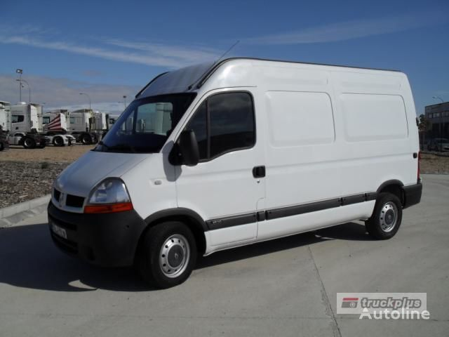 микроавтобус фургон RENAULT MASTER 140.35 DCI