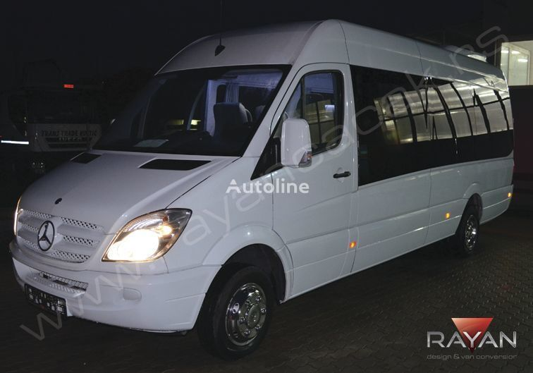 новый пассажирский микроавтобус MERCEDES-BENZ SPRINTER 516 CDI - RAYAN LTD