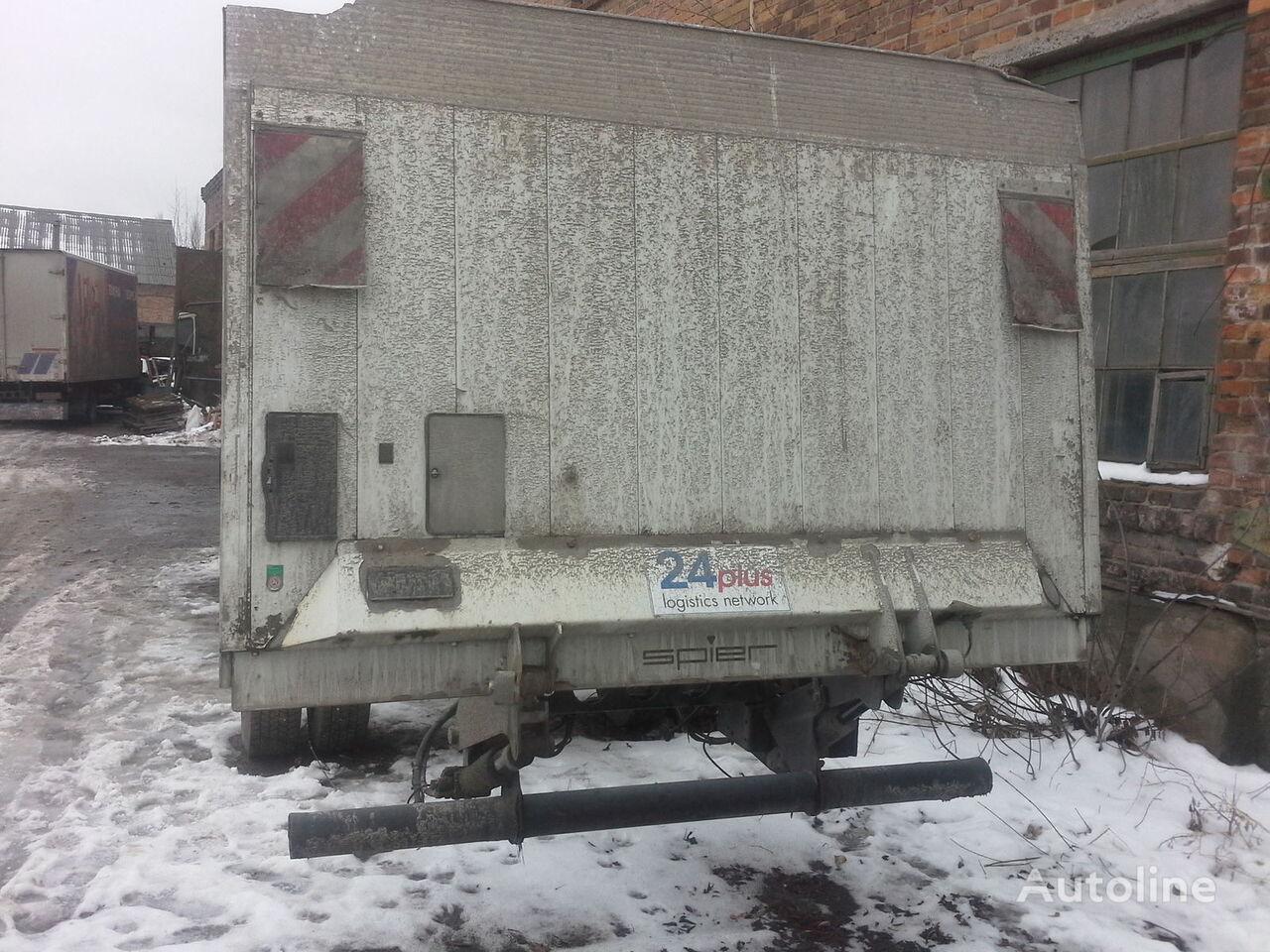 гидроборт Любой грузовик