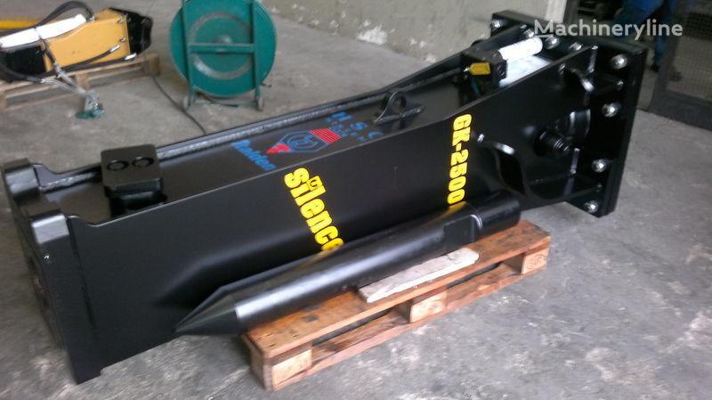 новый гидромолот STAR Hammer G 2500S