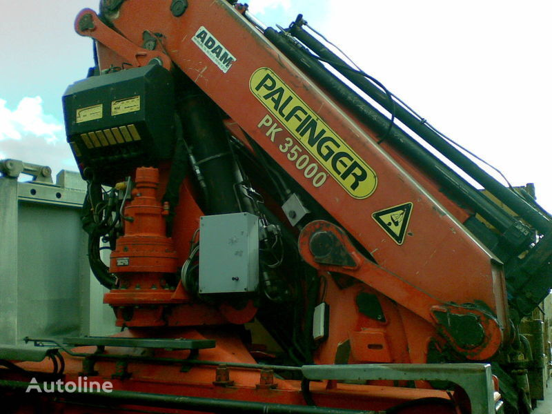 кран-манипулятор PALFINGER PK - 35000  ( Австрия )