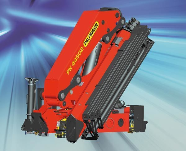новый кран-манипулятор PALFINGER PK 44502 серии Perfomance