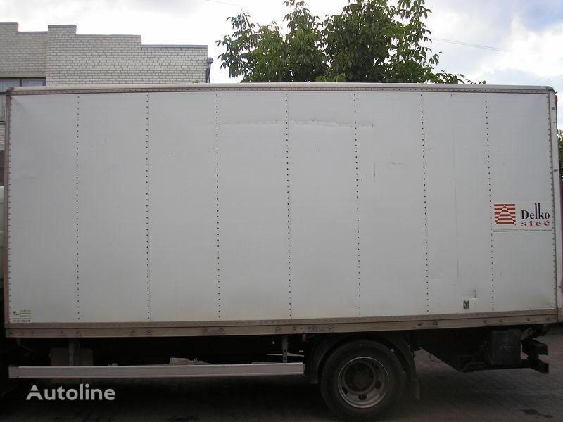кузов-фургон MITSUBISHI canter