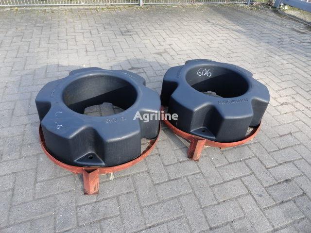 новый противовес CASE IH Hinterradgewichte CNH 454 kg