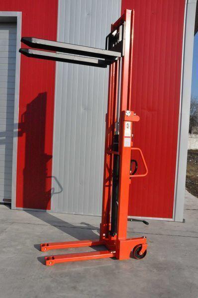 новый штабелер Leistunglift SFHD1025