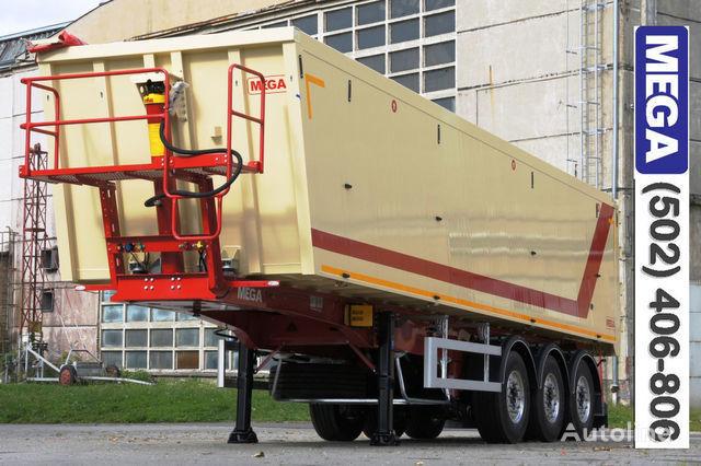 полуприцеп самосвал KARGOMIL 45 m³ CAMOCVAL Алюминиевый кузов дверь ! -готов- !