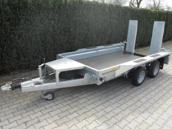 прицеп автовоз IFOR Williams GX106 3.5T PLANT TRAILER