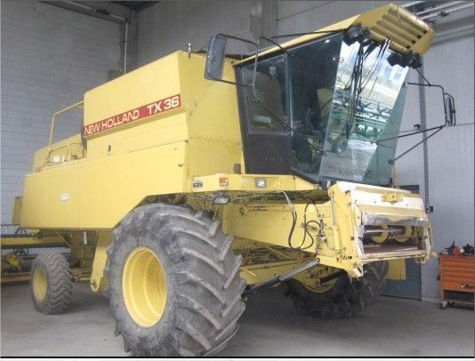 комбайн NEW HOLLAND TX 36
