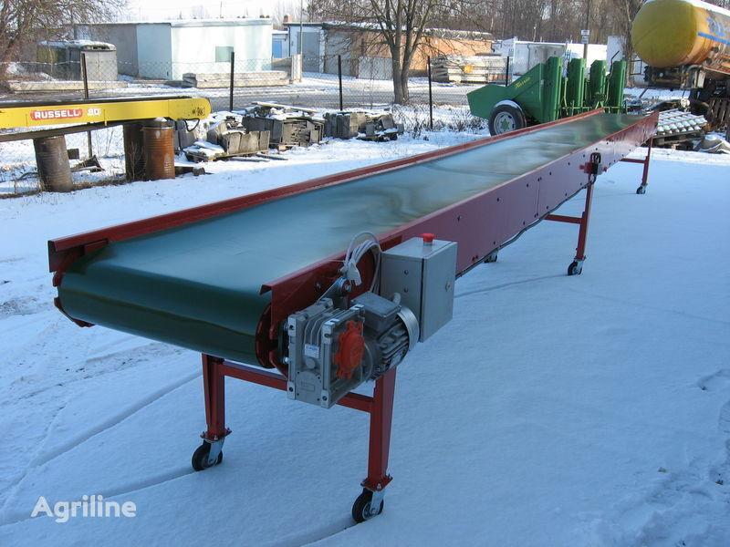 новый конвейер GRIMME 9 m